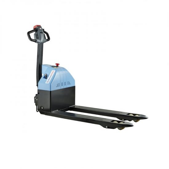 Elektrický paletový vozík s váhou E-BF