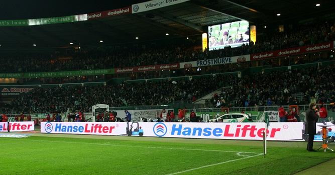HanseLifter fotbal